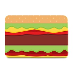 Vector Burger Time Background Plate Mats