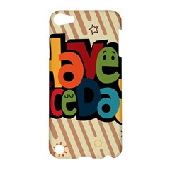 Have A Nice Happiness Happy Day Apple iPod Touch 5 Hardshell Case