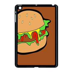 Burger Double Apple iPad Mini Case (Black)