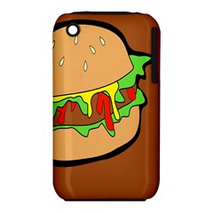 Burger Double Iphone 3s/3gs