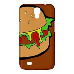 Burger Double Samsung Galaxy Mega 6.3  I9200 Hardshell Case