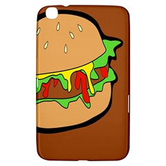 Burger Double Samsung Galaxy Tab 3 (8 ) T3100 Hardshell Case