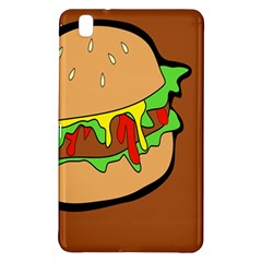 Burger Double Samsung Galaxy Tab Pro 8.4 Hardshell Case