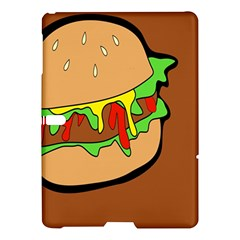 Burger Double Samsung Galaxy Tab S (10 5 ) Hardshell Case