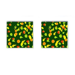 Seamless Tile Background Abstract Cufflinks (square)