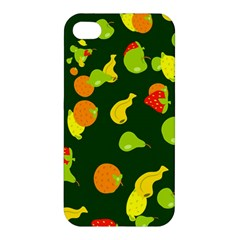 Seamless Tile Background Abstract Apple iPhone 4/4S Premium Hardshell Case