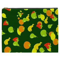 Seamless Tile Background Abstract Cosmetic Bag (XXXL)