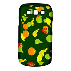 Seamless Tile Background Abstract Samsung Galaxy S III Classic Hardshell Case (PC+Silicone)