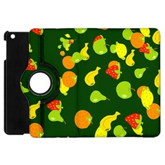 Seamless Tile Background Abstract Apple iPad Mini Flip 360 Case
