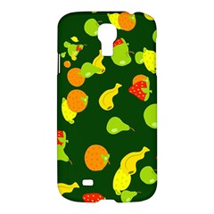 Seamless Tile Background Abstract Samsung Galaxy S4 I9500/I9505 Hardshell Case