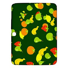 Seamless Tile Background Abstract Samsung Galaxy Tab 3 (10.1 ) P5200 Hardshell Case