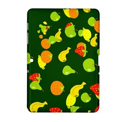 Seamless Tile Background Abstract Samsung Galaxy Tab 2 (10.1 ) P5100 Hardshell Case
