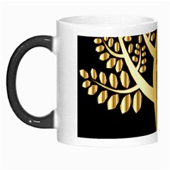 Abstract Art Floral Forest Morph Mugs