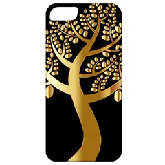 Abstract Art Floral Forest Apple iPhone 5 Classic Hardshell Case