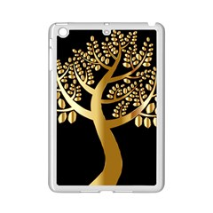 Abstract Art Floral Forest iPad Mini 2 Enamel Coated Cases
