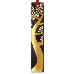 Abstract Art Floral Forest Large Book Marks