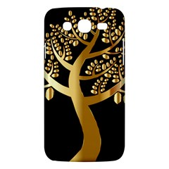 Abstract Art Floral Forest Samsung Galaxy Mega 5.8 I9152 Hardshell Case