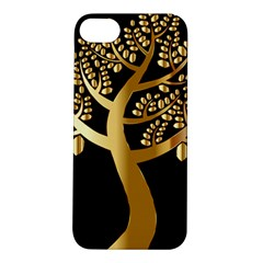 Abstract Art Floral Forest Apple iPhone 5S/ SE Hardshell Case