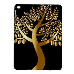 Abstract Art Floral Forest Ipad Air 2 Hardshell Cases