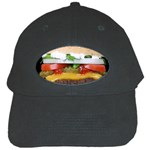 Abstract Barbeque Bbq Beauty Beef Black Cap Front