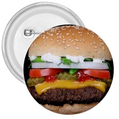 Abstract Barbeque Bbq Beauty Beef 3  Buttons