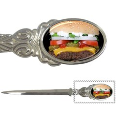 Abstract Barbeque Bbq Beauty Beef Letter Openers