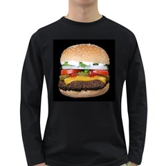 Abstract Barbeque Bbq Beauty Beef Long Sleeve Dark T Shirts