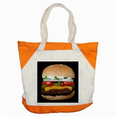 Abstract Barbeque Bbq Beauty Beef Accent Tote Bag