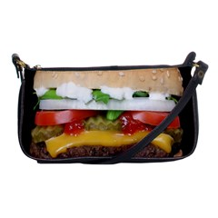 Abstract Barbeque Bbq Beauty Beef Shoulder Clutch Bags