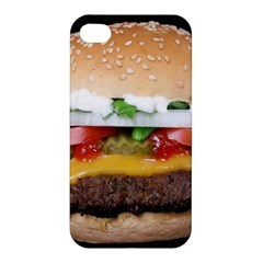 Abstract Barbeque Bbq Beauty Beef Apple iPhone 4/4S Hardshell Case
