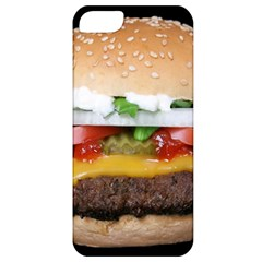 Abstract Barbeque Bbq Beauty Beef Apple Iphone 5 Classic Hardshell Case