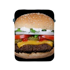 Abstract Barbeque Bbq Beauty Beef Apple iPad 2/3/4 Protective Soft Cases