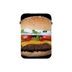 Abstract Barbeque Bbq Beauty Beef Apple iPad Mini Protective Soft Cases