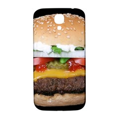 Abstract Barbeque Bbq Beauty Beef Samsung Galaxy S4 I9500/I9505  Hardshell Back Case