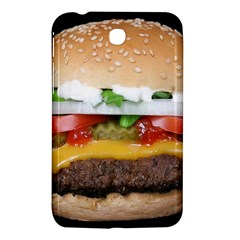 Abstract Barbeque Bbq Beauty Beef Samsung Galaxy Tab 3 (7 ) P3200 Hardshell Case