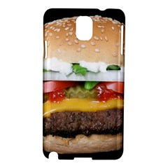 Abstract Barbeque Bbq Beauty Beef Samsung Galaxy Note 3 N9005 Hardshell Case