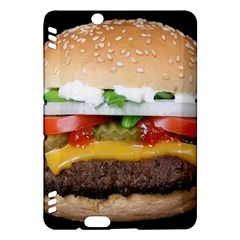 Abstract Barbeque Bbq Beauty Beef Kindle Fire HDX Hardshell Case