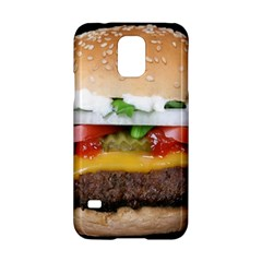 Abstract Barbeque Bbq Beauty Beef Samsung Galaxy S5 Hardshell Case