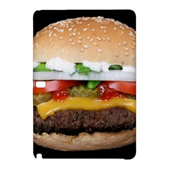Abstract Barbeque Bbq Beauty Beef Samsung Galaxy Tab Pro 10.1 Hardshell Case
