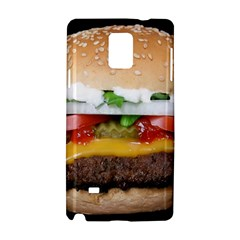 Abstract Barbeque Bbq Beauty Beef Samsung Galaxy Note 4 Hardshell Case
