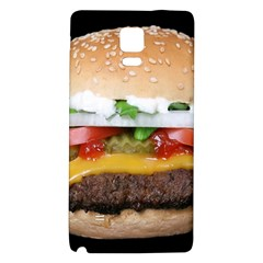 Abstract Barbeque Bbq Beauty Beef Galaxy Note 4 Back Case
