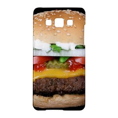 Abstract Barbeque Bbq Beauty Beef Samsung Galaxy A5 Hardshell Case