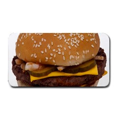 Cheeseburger On Sesame Seed Bun Medium Bar Mats