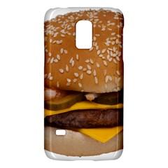 Cheeseburger On Sesame Seed Bun Galaxy S5 Mini