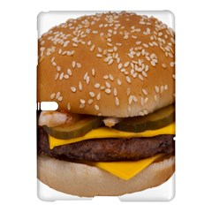 Cheeseburger On Sesame Seed Bun Samsung Galaxy Tab S (10.5 ) Hardshell Case
