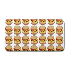 Hamburger Pattern Medium Bar Mats