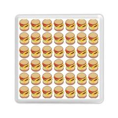 Hamburger Pattern Memory Card Reader (square)