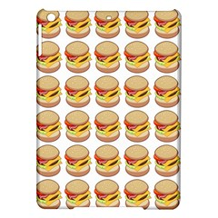 Hamburger Pattern Ipad Air Hardshell Cases