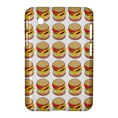 Hamburger Pattern Samsung Galaxy Tab 2 (7 ) P3100 Hardshell Case