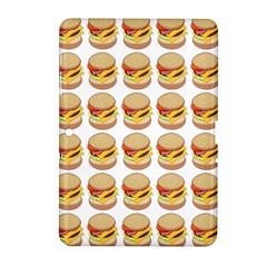 Hamburger Pattern Samsung Galaxy Tab 2 (10.1 ) P5100 Hardshell Case